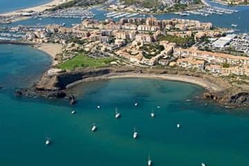Navette VTC entre Montpellier et le Cap d'Agde